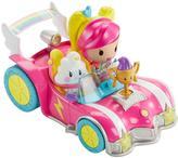 Barbie Video Game Hero Vehicle & Figure Playset