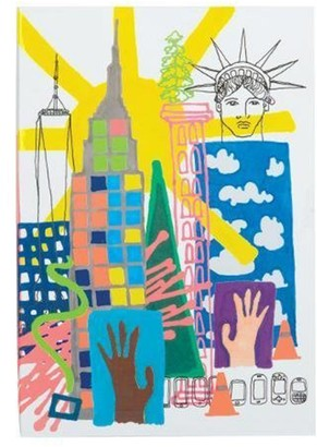 Christian Lacroix A5 New York Notebook