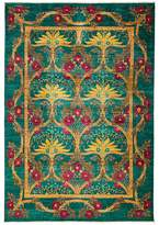 """Solo Rugs Arts and Crafts Area Rug, 8'10"""" x 12'9"""""""
