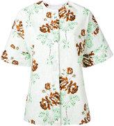 Victoria Beckham floral print T-shirt