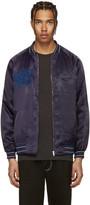 Blue Blue Japan Navy Souvenir Jacket