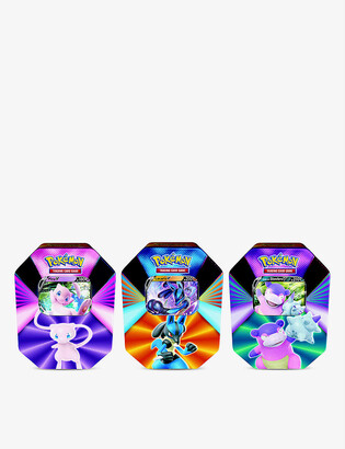 Pokemon Galar Partners assorted trading card collectors tin