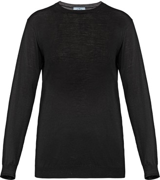 Prada Round Neck Sweater