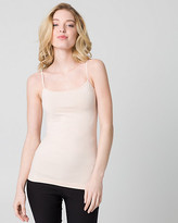 Le Château Cotton Blend Scoop Neck Camisole