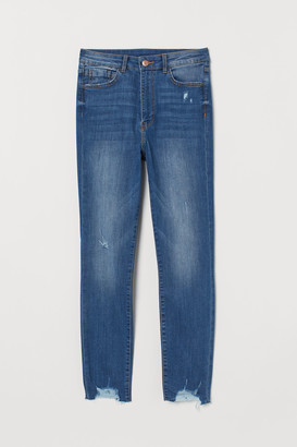 H&M Super Skinny High Ankle Jeans