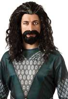 Marvel Rubie's Costume The Hobbit Thorin Hair Kit