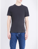 James Perse Crewneck Cotton-jersey T-shirt