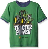 John Deere Little Boys' Tractor Power Tee