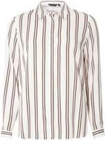 Dorothy Perkins Ivory Stripe Print Shirt