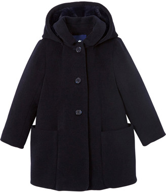 Jacadi Paris Chlora Wool-Blend Raincoat