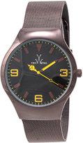 Toy Watch ToyWatch Bronze-Tone Mesh Bracelet Watch