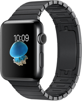 Apple Watch Series 2 42mm Space Black Stainless Steel Case with Space Black Link MNQ02X/A