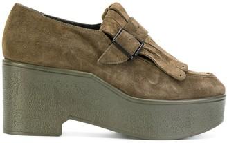 Clergerie Xati platform loafers