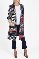 Missoni Multi Intarsia Coat