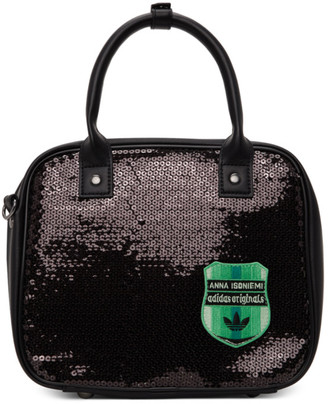 adidas Black Anna Isoniemi Edition Sequin Bag