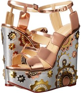 Charlotte Olympia Mechanical Merylin Women's Wedge Shoes