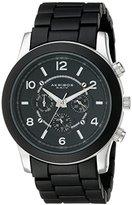 Akribos XXIV Women's AK583BK Ultimate Quartz Multi-Function Bracelet Watch