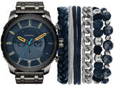 Rocawear Mens Gray Watch Boxed Set-Rmst5187s328-102