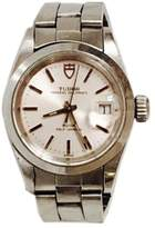 Tudor Vintage Princess Oysterdate Stainless Steel 25mm Womens Watch