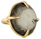 Ippolita Pyrite Doublet Ring