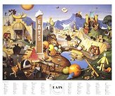 Thomas Laboratories The Poster Corp Eats Poster Print by E. Breitenbach