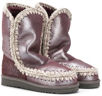 Mou Kids TEEN Eskimo snow boots