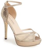 Menbur 'Anora' Ankle Strap Platform Sandal (Women)