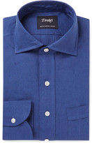 Drakes Drake's - Slim-Fit Linen Shirt