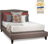 SNUGGLE HOME Snuggle Home 10 Tight-Top Memory Foam Mattress