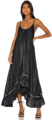 Free People Amor Amor Maxi Slip Dress