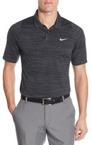Nike 'TX Velocity Max Swing' Dri-FIT Golf Polo