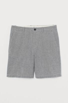 H&M Chino Shorts - Blue