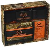 Real Tree Men's Web Belt With Realtree Xtra Camouflage Wallet Gift Set