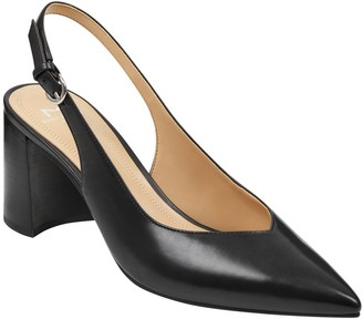 Marc Fisher Zania Slingback Pump - Wide Width Available