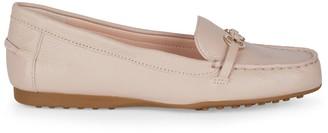 Kate Spade Bergman Leather Loafers