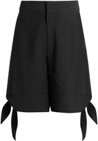 Chloé Tie-side cady shorts