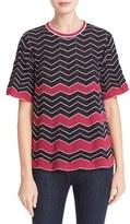 M Missoni Women's Vanise Zigzag Shirt