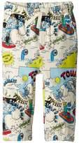 Stella McCartney Loopie Cartoon Printed Sweatpants Boy's Casual Pants