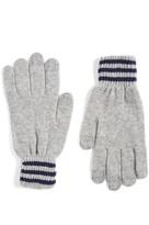 Polo Ralph Lauren Men's Rugby Stripe Wool & Cashmere Gloves