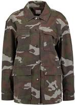 Vero Moda VMEMMA Summer jacket ivy green