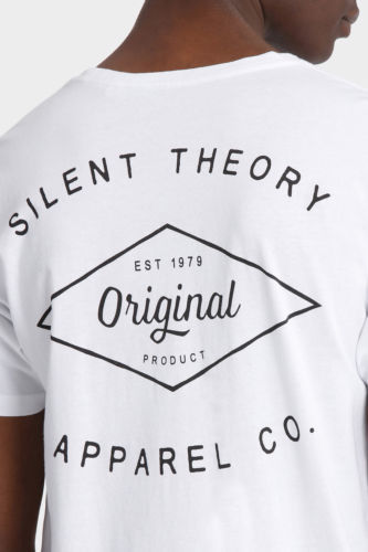 Silent Theory NEW Start T-Shirt White