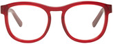 Chloé Red Round Glasses