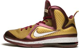 Nike Lebron 9 CTK Away PE 'Christ The King' Shoes - Size 17