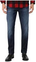 Hudson Blake Slim Straight Zip Fly Jeans in Reverb