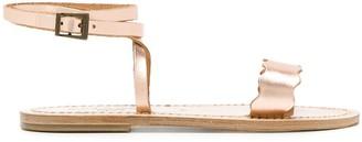 Solange ankle strap sandals