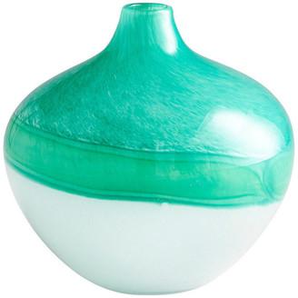 Cyan Design Medium Iced Marble Vase