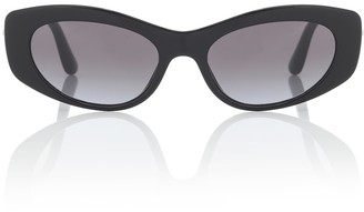 Dolce & Gabbana Devotion acetate sunglasses