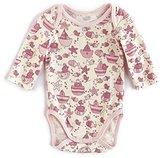 Sigikid Baby Girls 162005 Bodysuit - pink - 0-3 Months