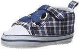 Luvable Friends Plaid Sneaker (Infant)