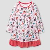 Toddler Girls' Sleepimini Fairy Nightgown Pink